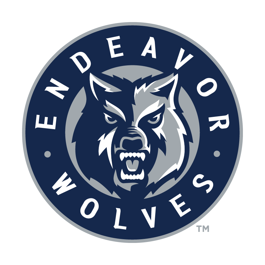 EMS Wolves Seal logo