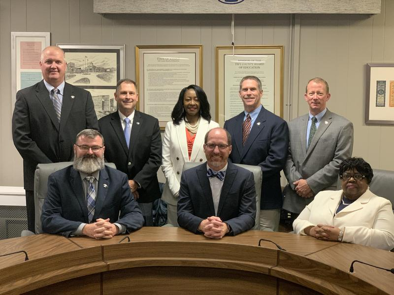 July 30, 2020 Special Called Board of Education Meeting Featured Photo