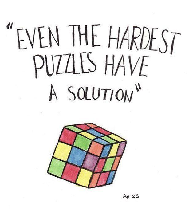 Even the hardest puzzles have a solution