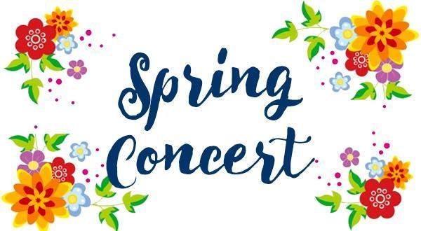 Spring Concert Video Featured Photo