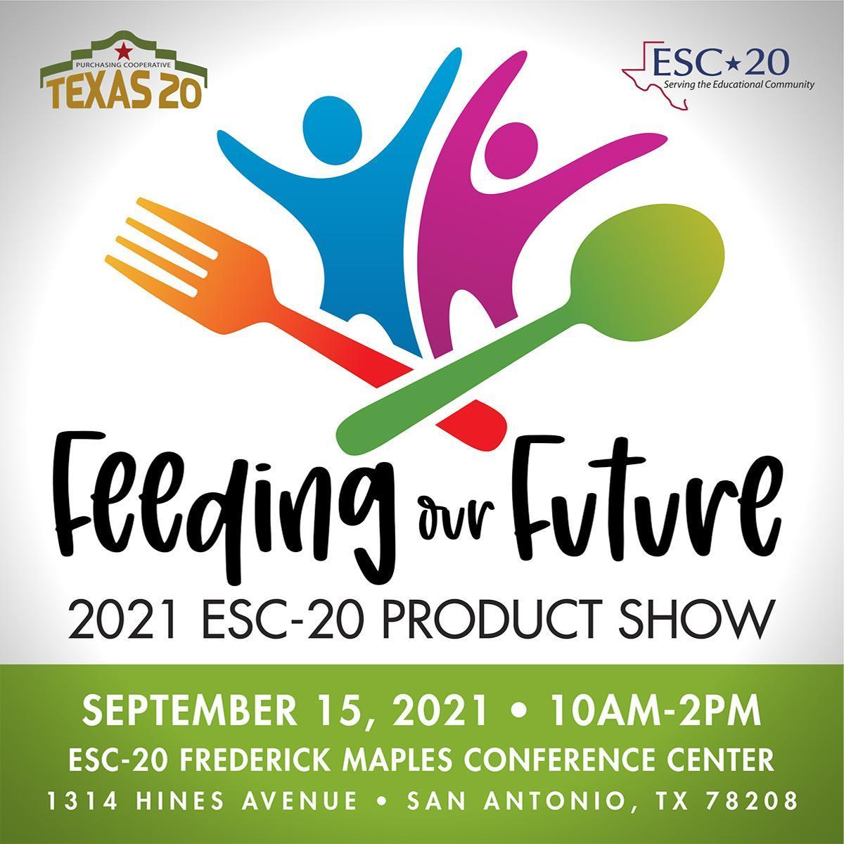 ESC-20 Product Show banner