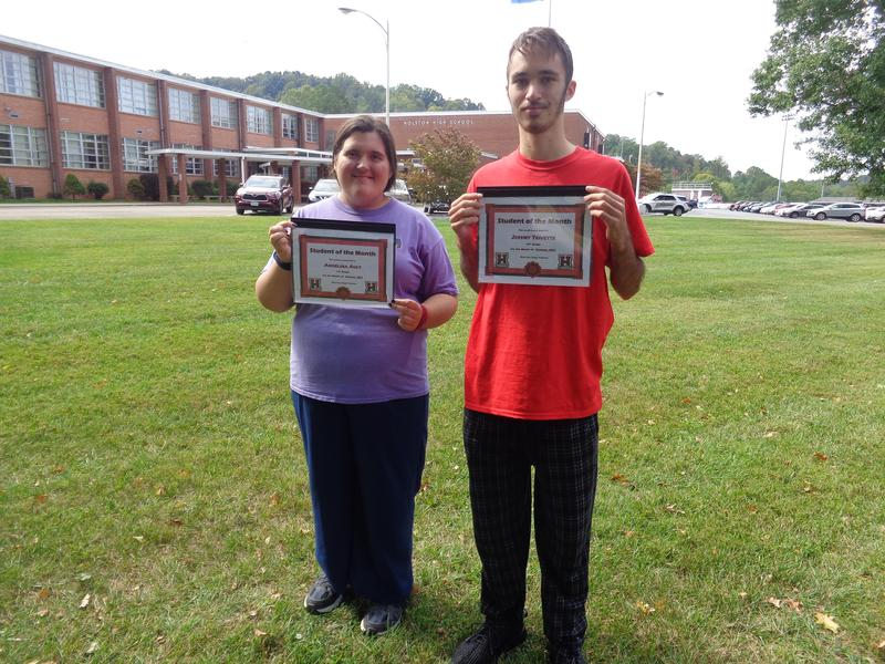 October Cavaliers of the Month Featured Photo