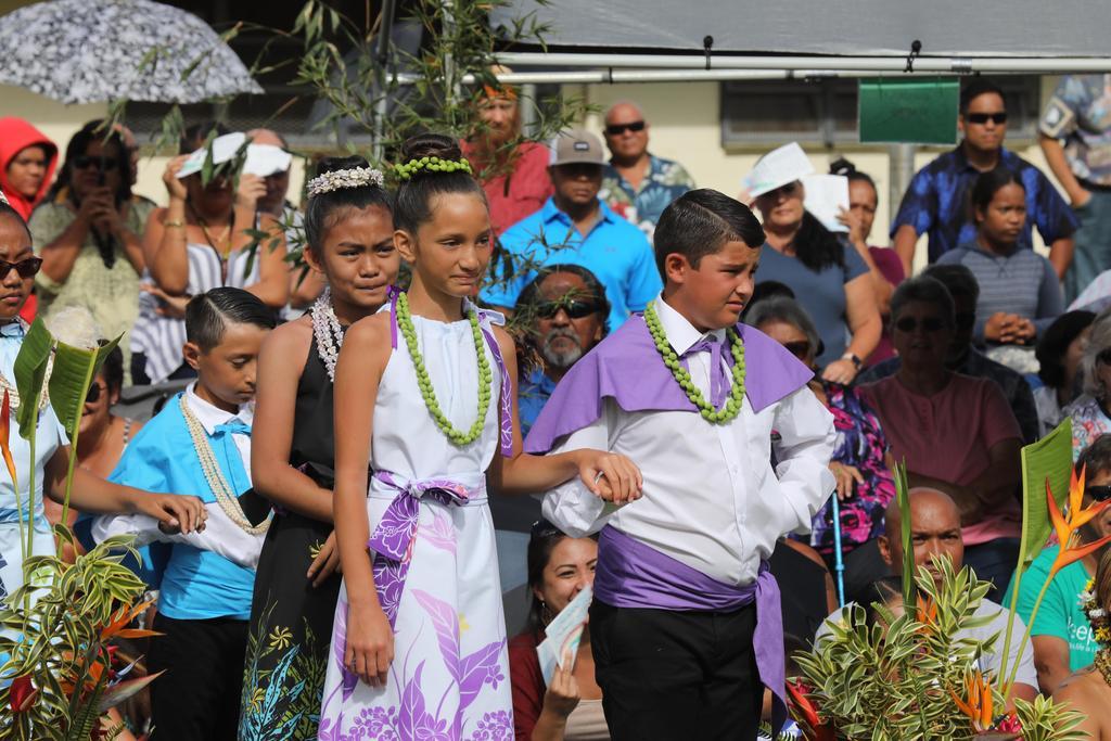 Kauai Princess with escort