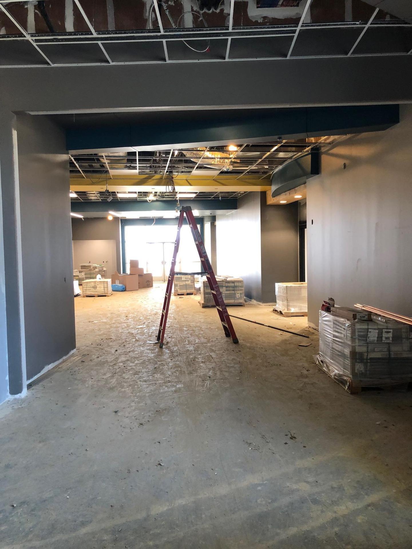 Morrow Elementary Construction