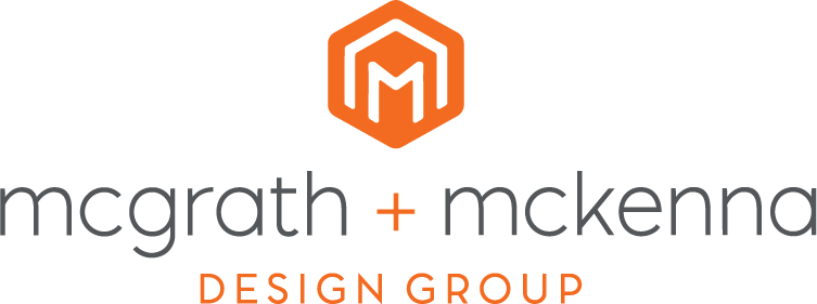 mcgrath +mckenna design group logo