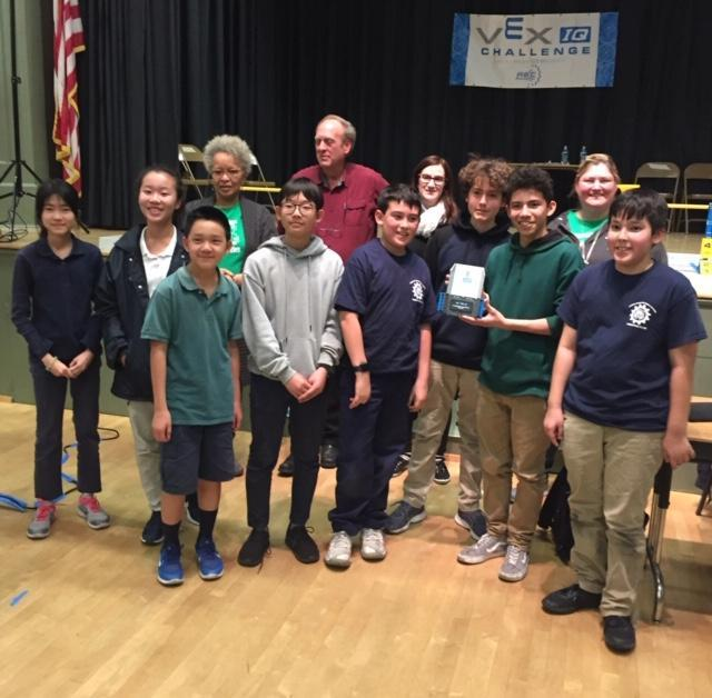 KING STUDENTS WIN LOCAL DISTRICT VEX IQ ROBOTICS CHAMPIONSHIP! Featured Photo