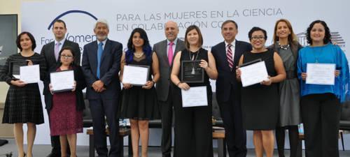 Las Becas L'Oreal UNESCO Para las Mujeres en la Ciencia 2018 impulsan las investigaciones de cinco científicas mexicanas Featured Photo