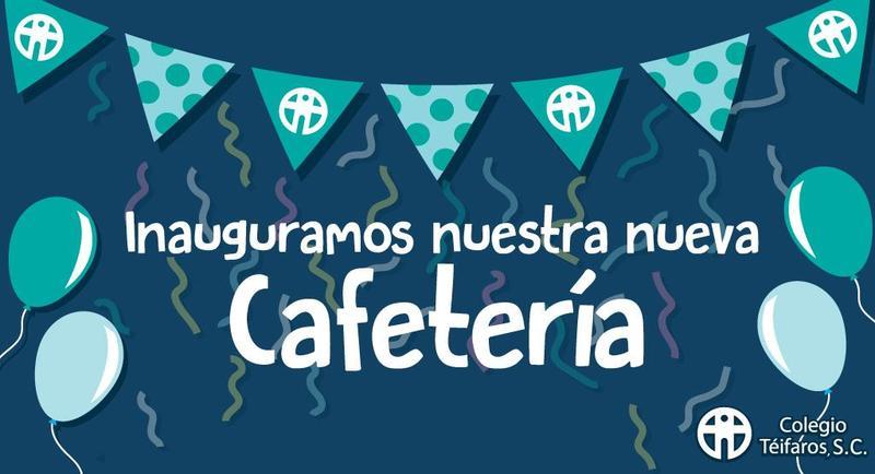 Inauguramos Nuestra Nueva Cafetería Featured Photo