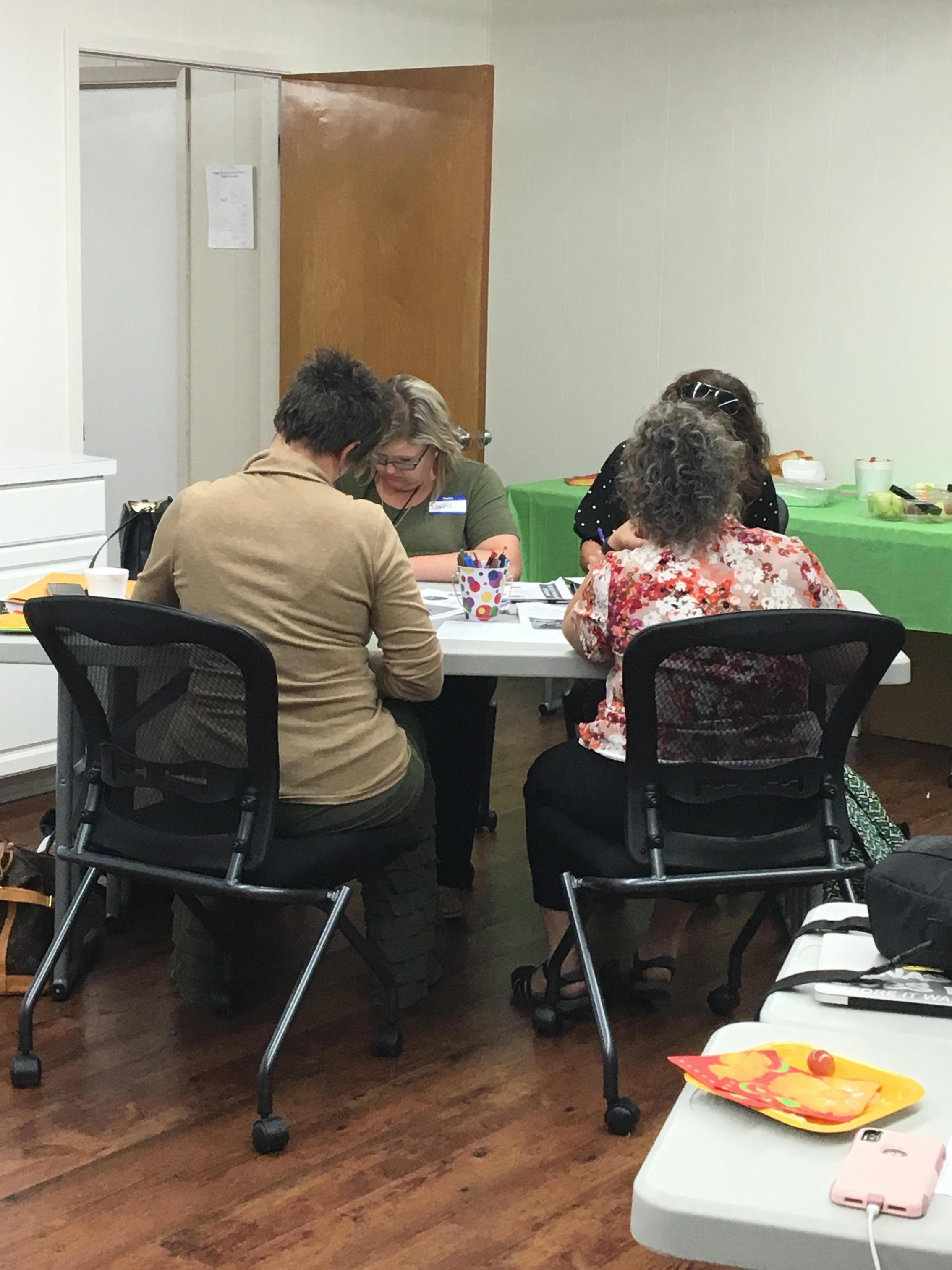 Steering Committee 1