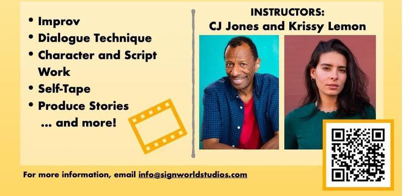Instructors: CJ Jones & Krissy Lemon