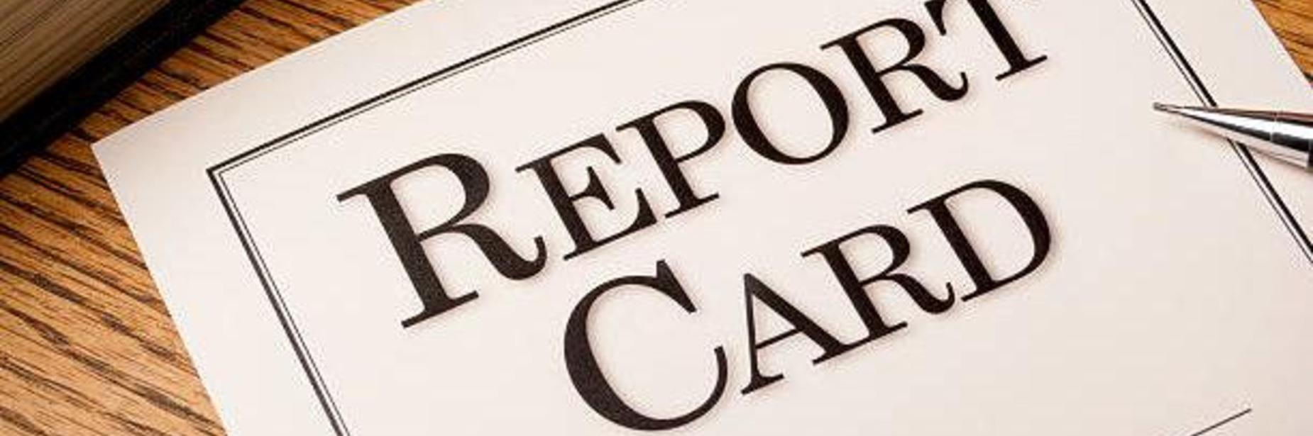 Report Cards January 25th
