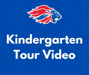 Kindergarten Tour Video