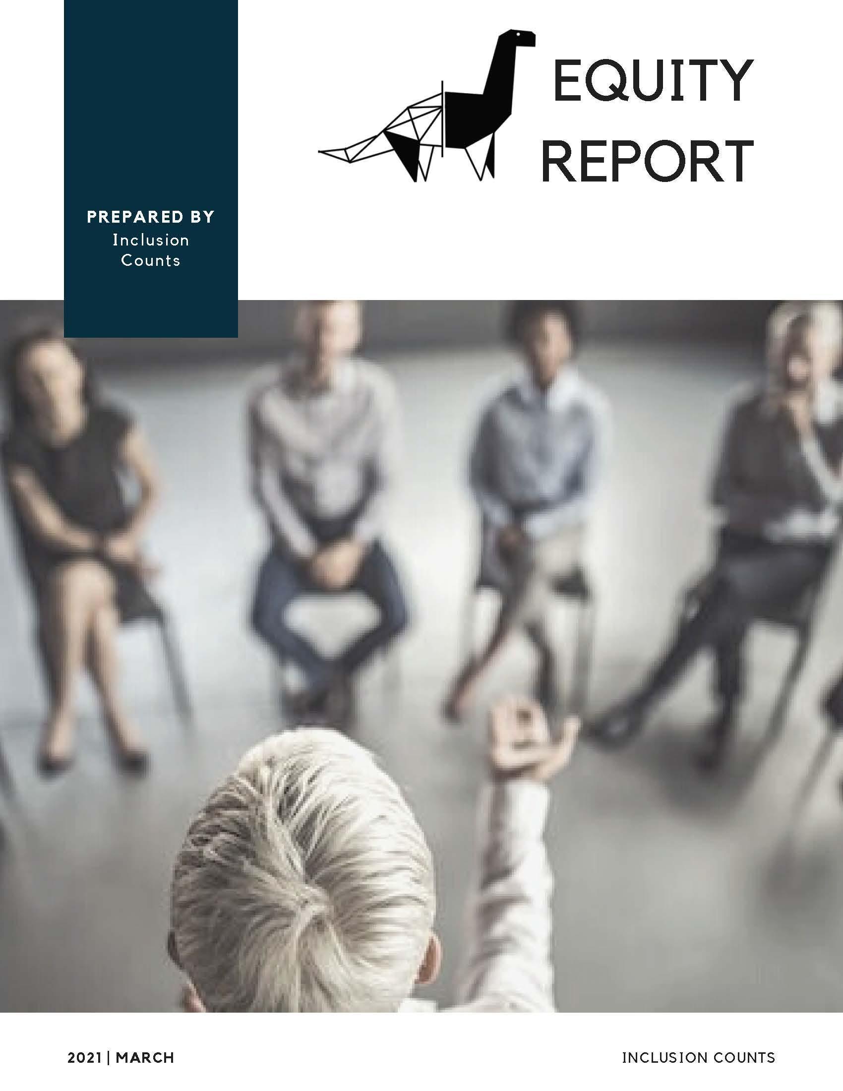 Equity Report SCSD 2021