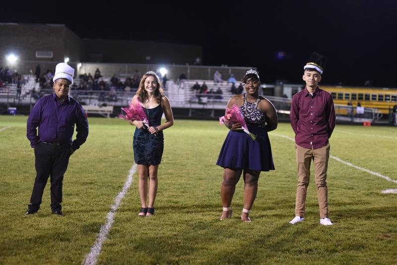 Congratulations to our 2020 Homecoming Court!👑 Thumbnail Image