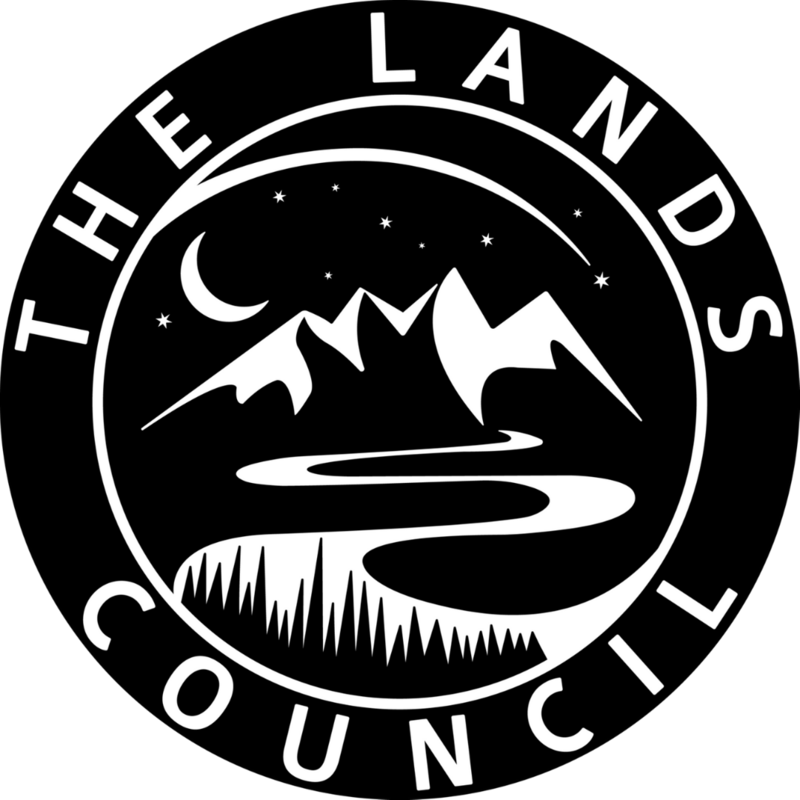 Lands Council logo