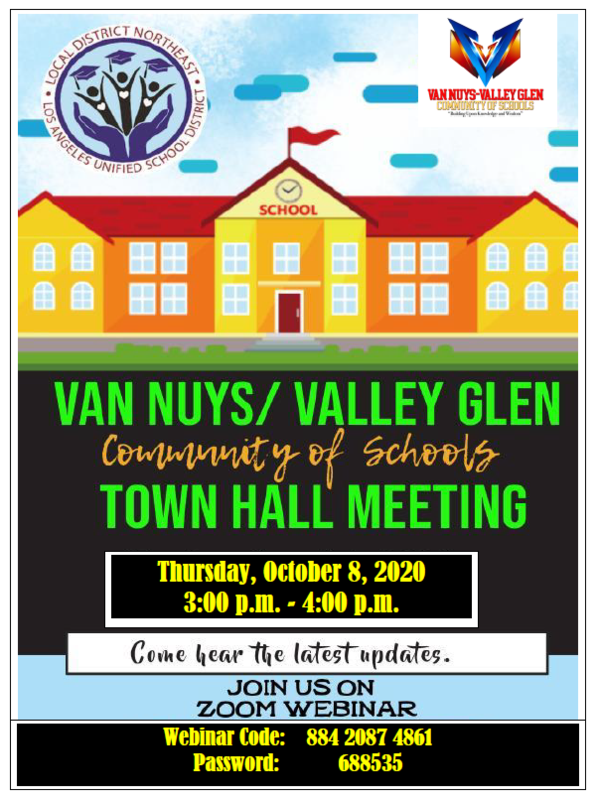 October Town Hall Featured Photo
