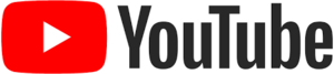 Image of the YouTube logo.