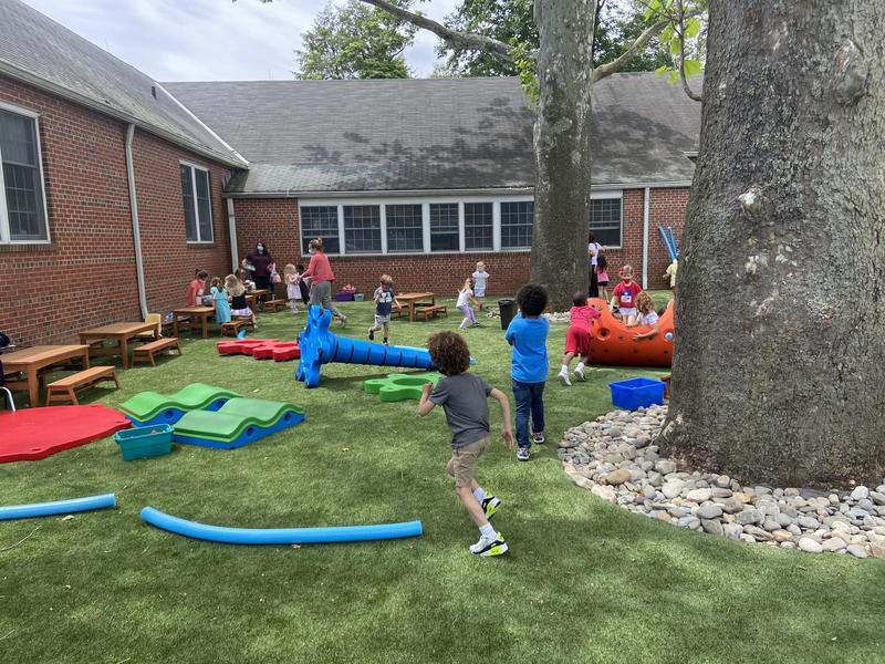 New Playground Featured Photo