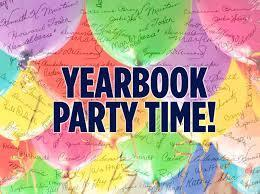 Yearbook Signing Party Thumbnail Image