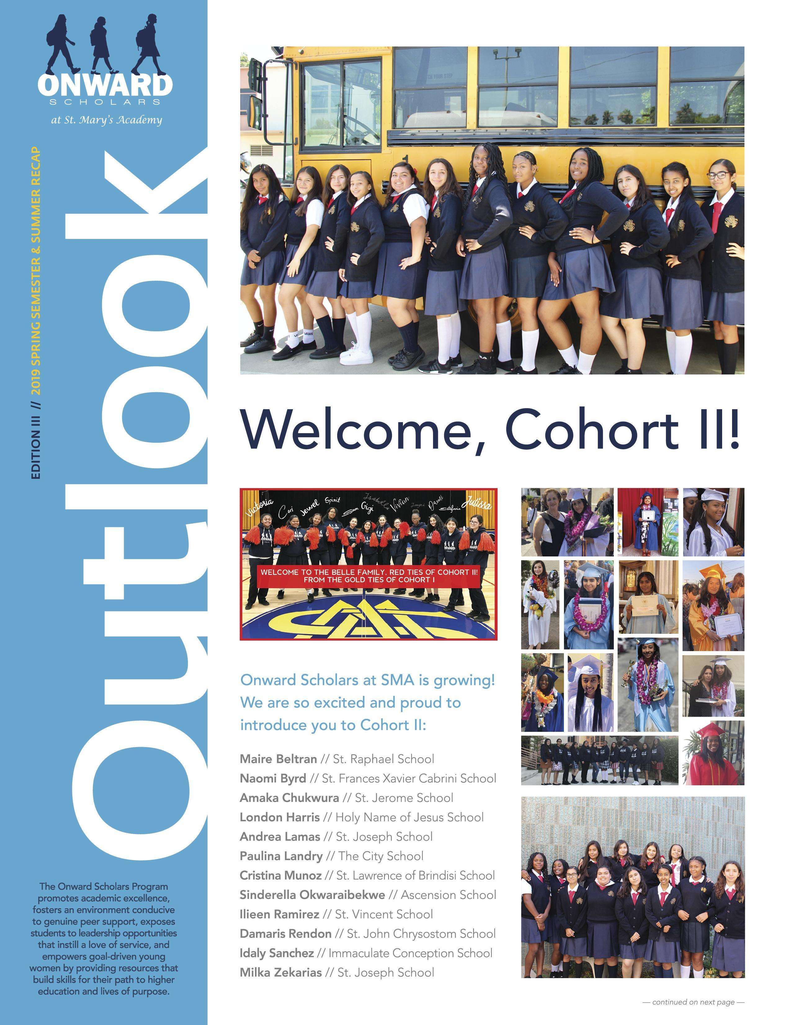 Outlook page 1