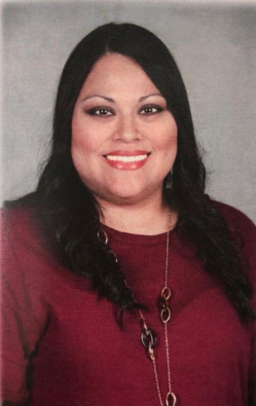 Image of E. Ybarra-Teacher of the Year
