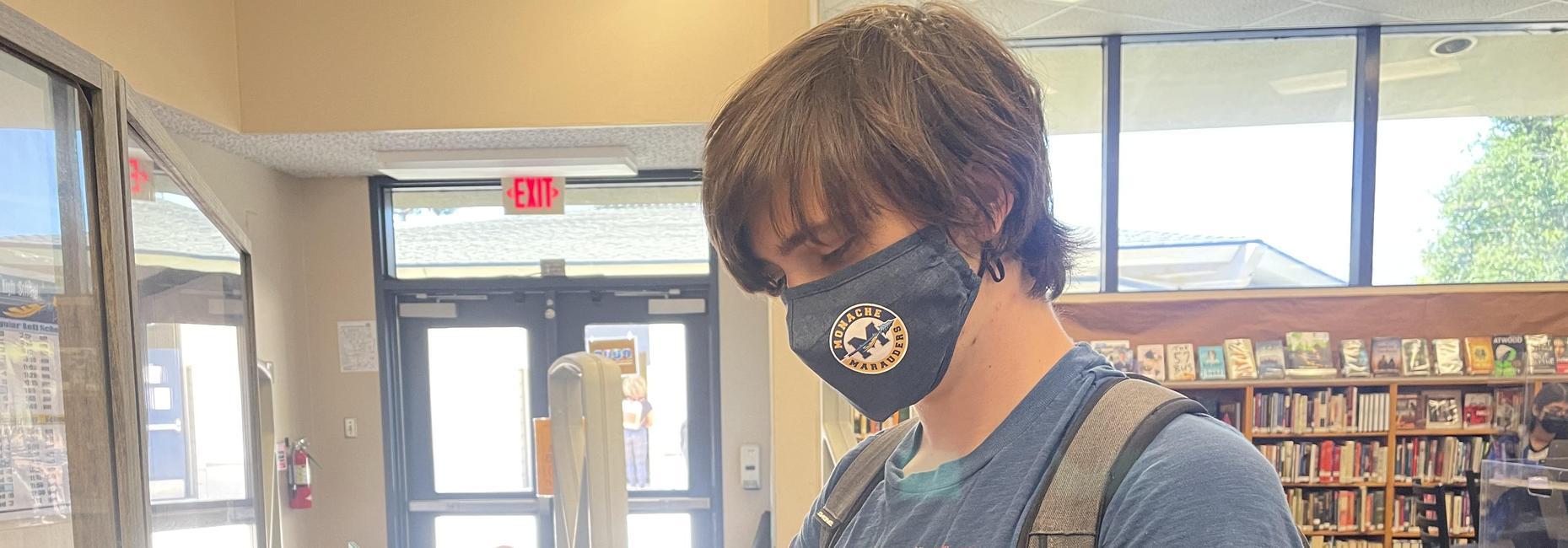 MHS Face mask