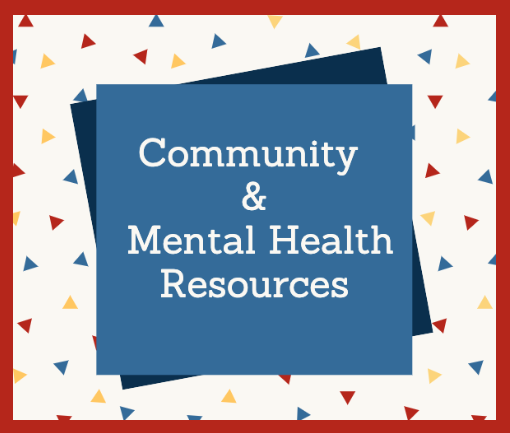 community/mental health logo