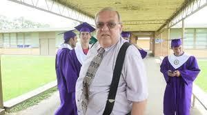 Mr. Joubert, Principal