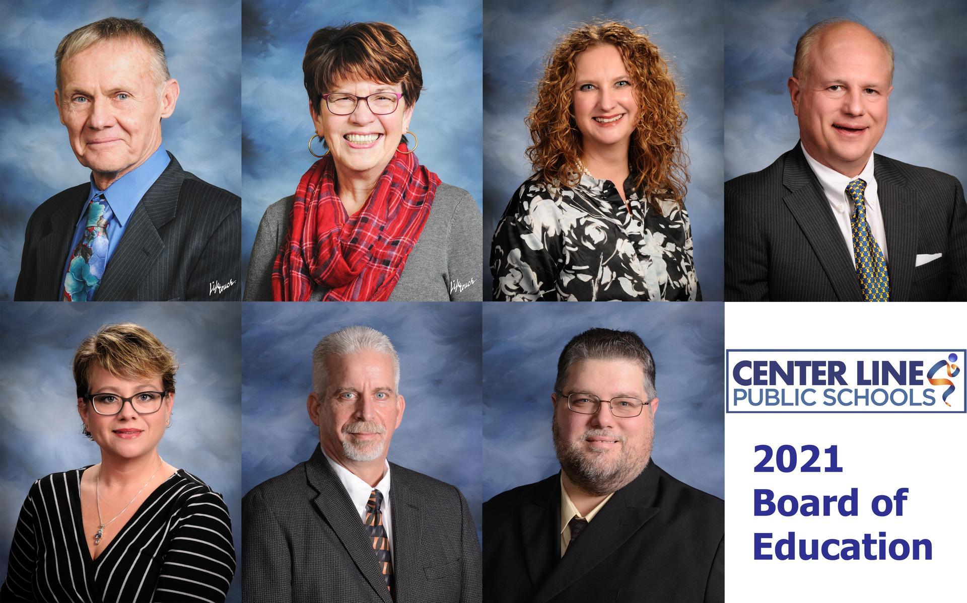 Board of Education 2021