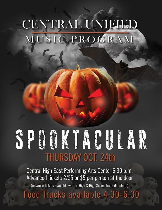 Spooktacular Poster