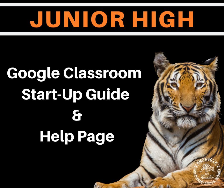 JH Google Help Guide