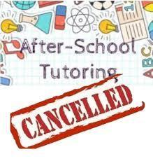 No After school tutoring this week:  Parent Teacher Conference Wk Featured Photo