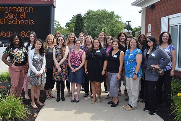 D124 welcomes new staff for 2019-2020 school year Thumbnail Image