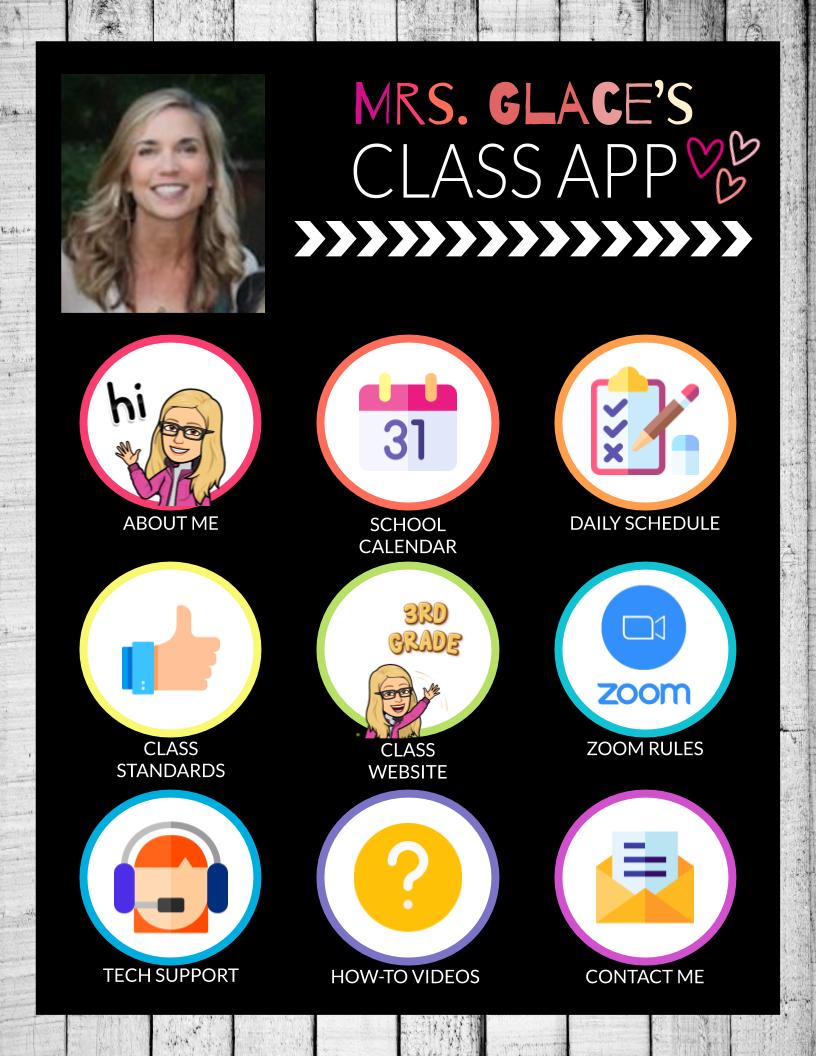 Our Class App