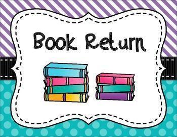 Book Return image