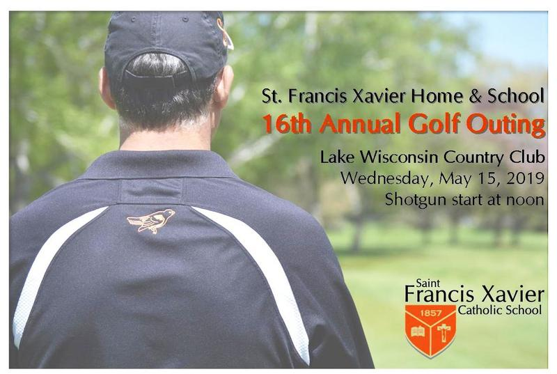 St. Francis Xavier Home & School Golf Outing Thumbnail Image