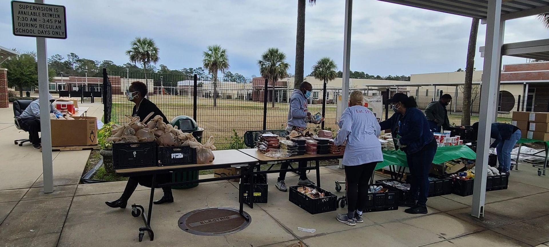 Food Drive Event