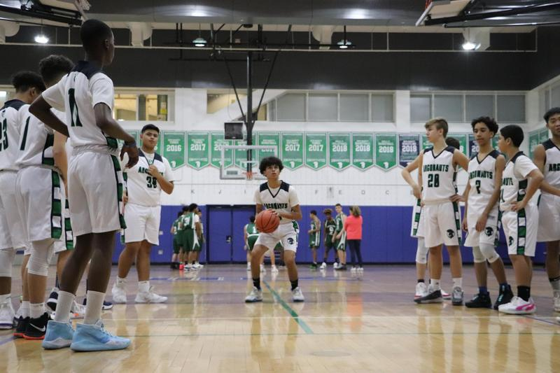 Maspeth High Boys JV Basketball Improves to 3-1 Featured Photo