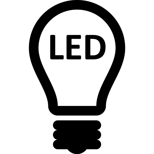 LED light bulb image