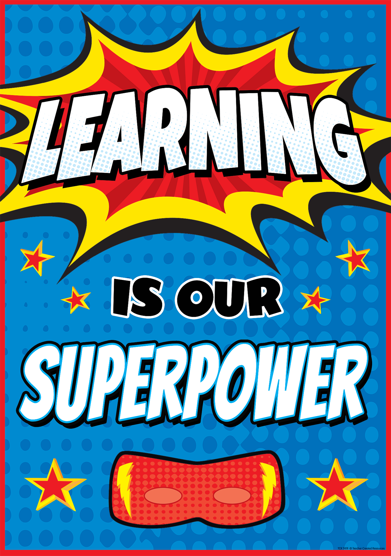 Learning is our superpower
