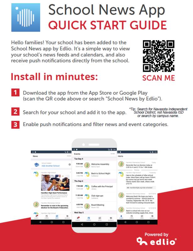 SCHOOL NEWS MOBILE APP Featured Photo