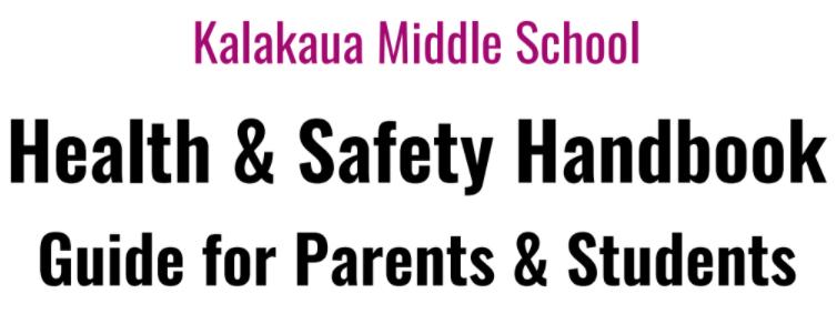 Health & Safety Handbook