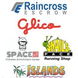 Thank you to our corporate sponsors for working with our PTO to make Jog-a-Thon a special event for our Eagles!! Shout out to A Snail's Pace Running Shop, Island's, Raincross Escrow, SPACE Children Enrichment Center, and Glico for supporting our school!!