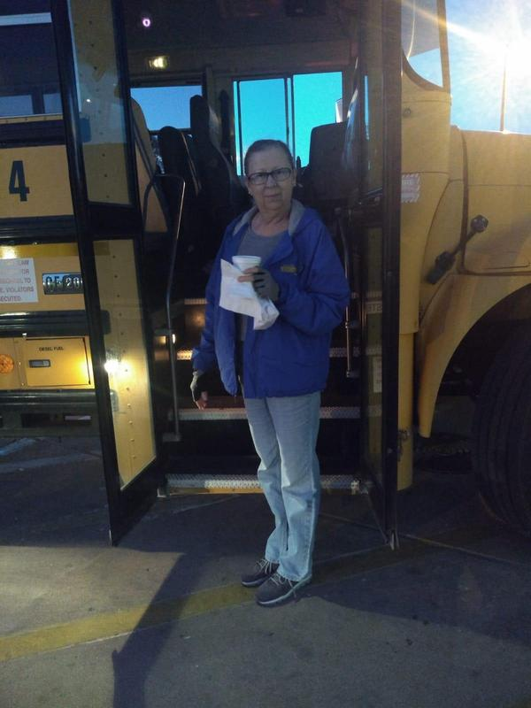 Lucas Elementary Celebrates National Bus Driver Appreciation Day Thumbnail Image