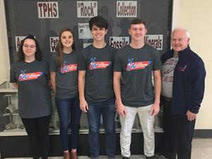 Students compete in 2019 Science Bowl
