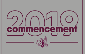 2019 Commencement Graphic