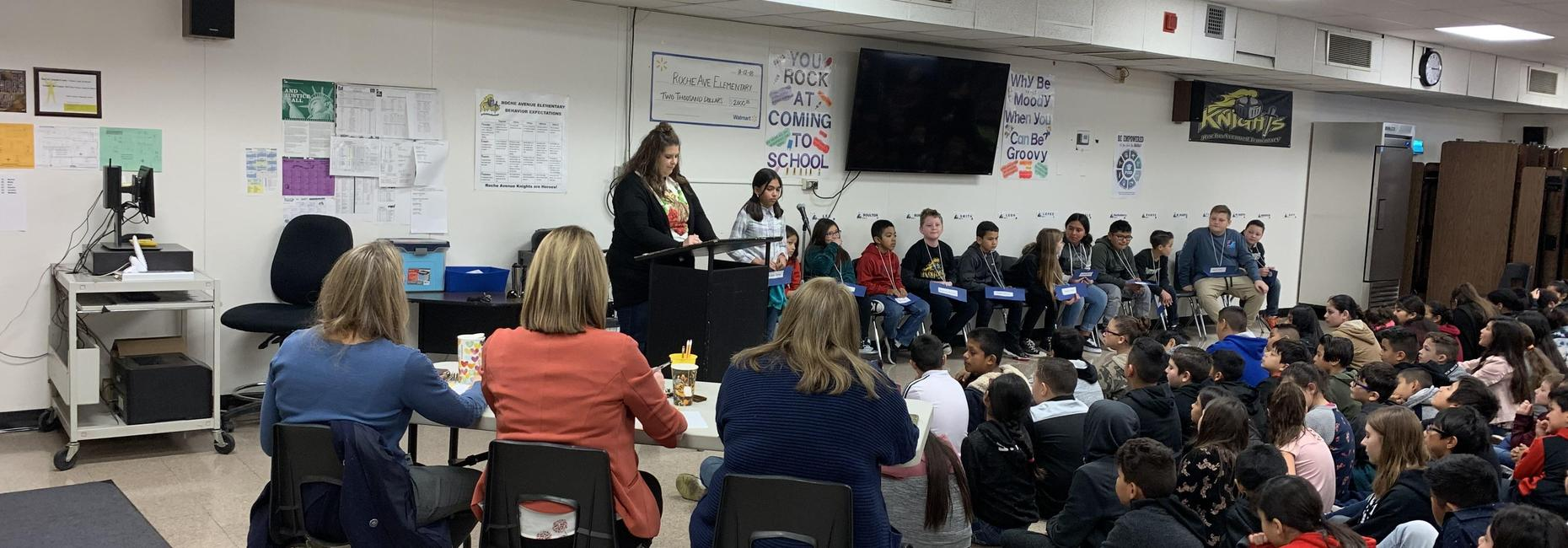 Intermediate Spelling Bee