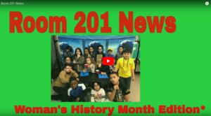 Room 201 News