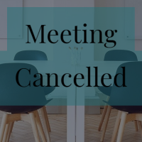 School Committee Meeting Cancelled Featured Photo