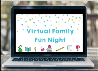 Virtual Family Night September 17 Featured Photo